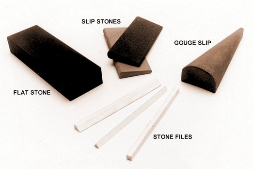 3 Sharpening Tools Materials