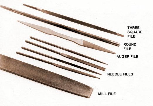 3  Sharpening Tools & Materials